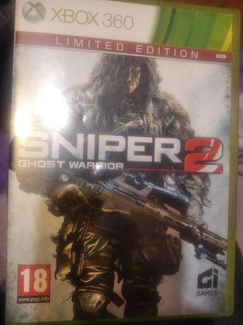 Xbox360 sniper 2 ghost warrior