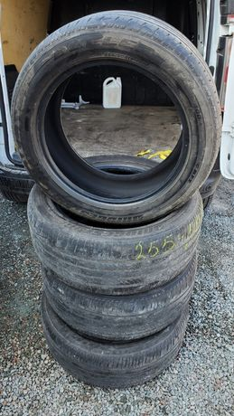 Летняя резина 255/50/19 Bridgestone Ran-Flat с остатком 4мм