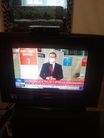 telewizor samsung + dekoder dvbt