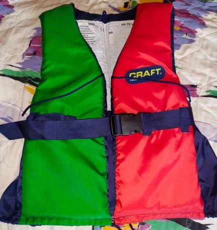 Жилет для плавания Craft Nautical, 60-70кг