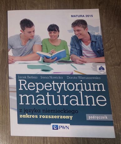 Repetytorium maturalne z jezyka niemieckiego
