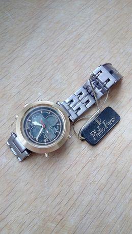 НОВЫЕ мужские кварцевые часы Philip Persio