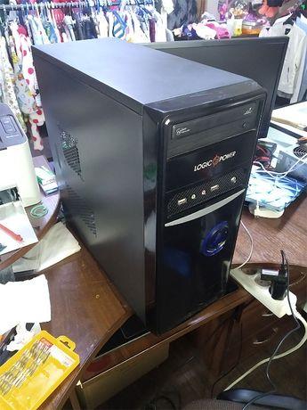 Системник Athlon II x2 220 2.8Ghz/4gb DDR3/500Gb HDD/ Win10