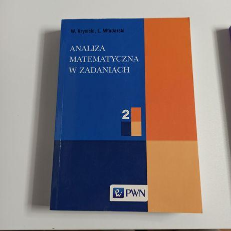 Analiza matematyczna w zadaniach 2 - W. Krysicki, L. Włodarski