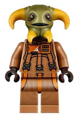 LEGO Figurka Star Wars - Boolio nr sw1068