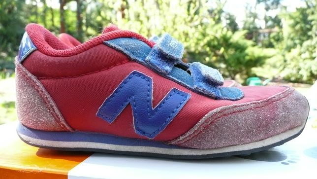 buciki NEW BALANCE rozm 24 super