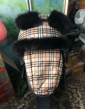 Зимний набор для коляски Mima