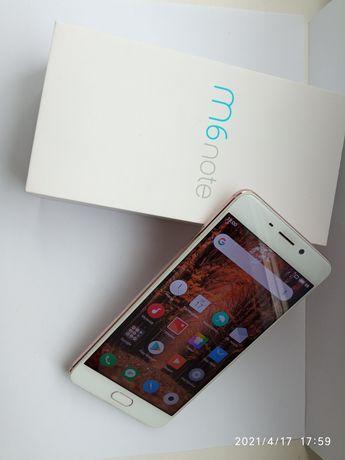 Meizu M6 Note 3/32GB(Gold)