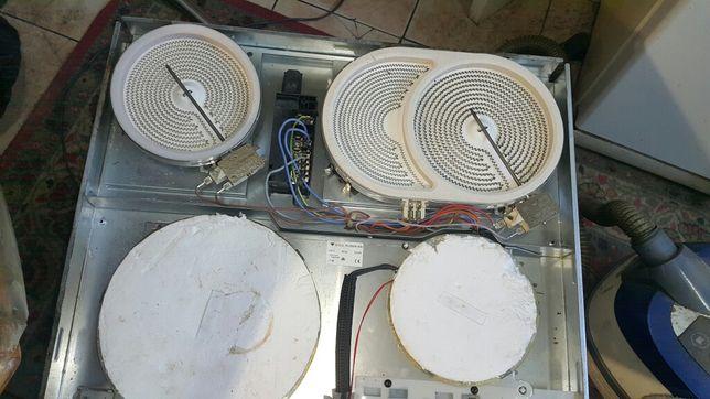 Запчасти на элекроповерхность AEG 55GAD82AE индукция и нагрев