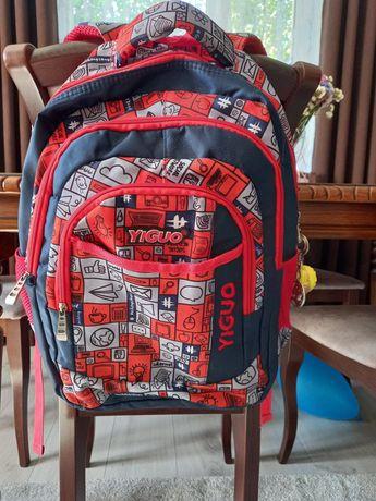 Рюкзак шкільний Yiguo бу