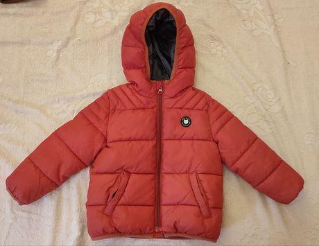 MANGO куртка с официального сайта