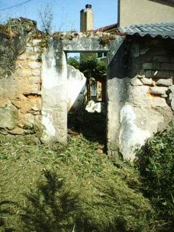 Ruínas de casas de habitação