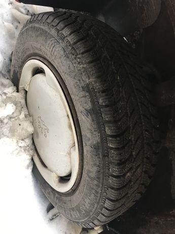 Peugeot 106 Koła zimowe 2szt inne cześci