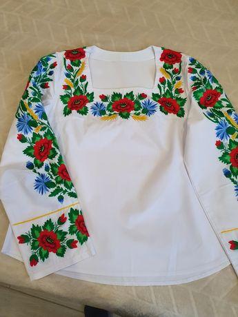 Продам блузу-вышиванку