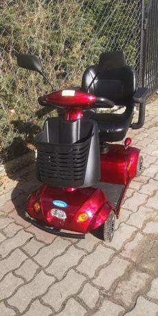 Skuter elektryczny wózek inwalidzki Gerio
