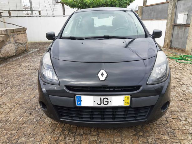 Vendo Renault Clio 1.5, Diesel, 5 lugares, 2010