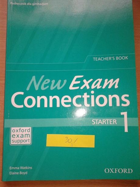 New Exam Connections staryer 1 język angielski