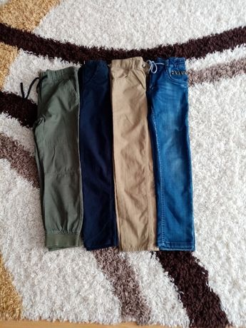 Spodnie H&M i Inne