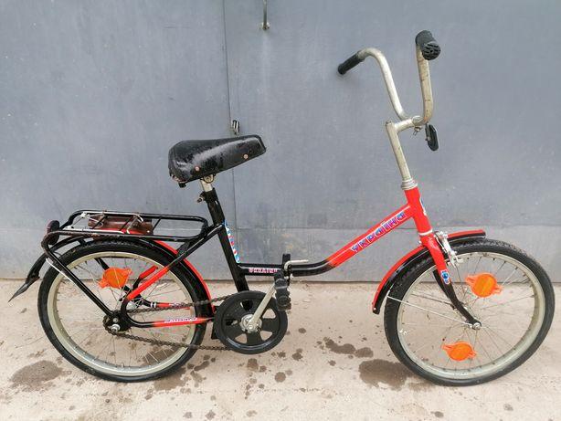 Продам велосипед Украина складной