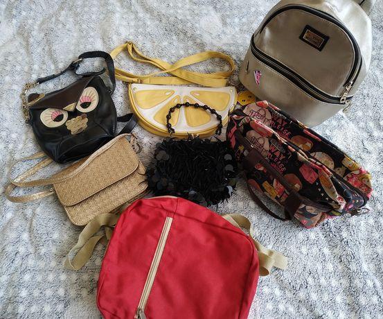 Продам детские сумочки.