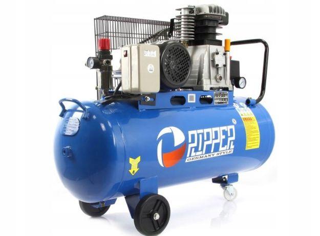 Sprężarka kompresor olejowy sprężarka 100l ripper