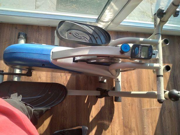 Orbitrek rewer stacjonarny orbiterek rowerek