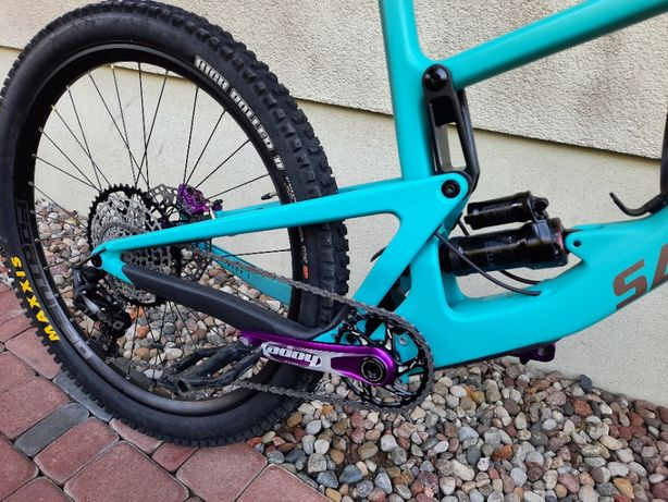 Santa Cruz Bronson C V3 L - hope candy ray carbon custom enduro ideał