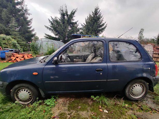 Samochód Nissan Micra