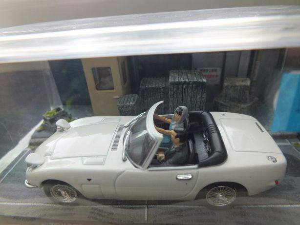 model samochodu TOYOTA 2000GT , James Bond 007