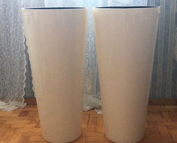 Vasos lacados