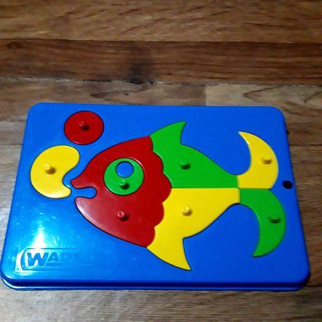 Развивающая игрушка для детей от 1,5 года