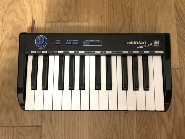Klawiatura MIDI Miditech MidiStart Music 25