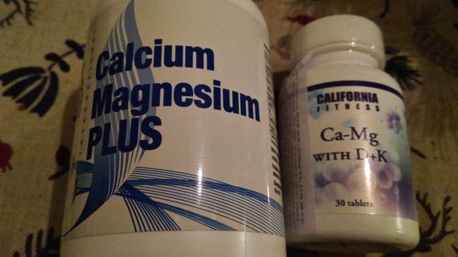Кальций витамин Д магний витамин К