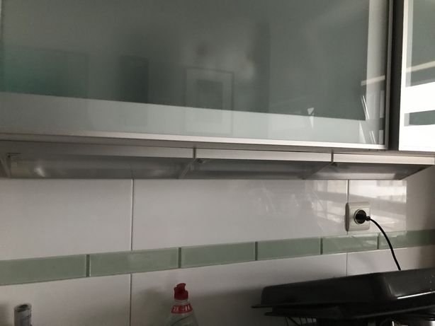 Sistema Iluminacao Bancada Cozinha
