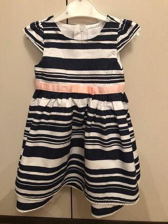 Нарядное платье смик cool club 92 размера