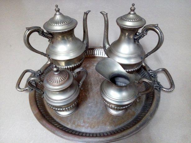 Serviço chá em casquinha