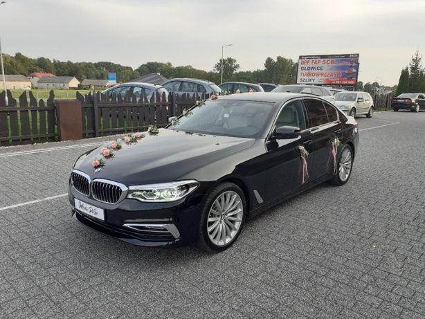 Auto do ślubu BMW 5 2020 ROK