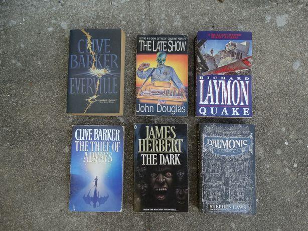 Livros de terror em inglês