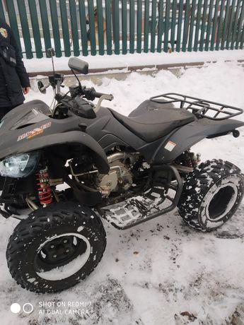Квадроцикл kymco 450
