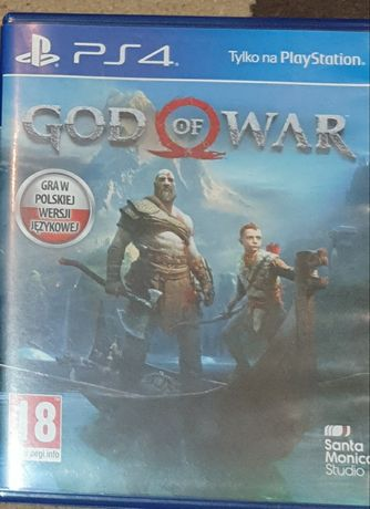 Sprzedam god of war na ps4