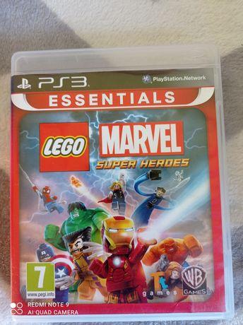LEGO Marvel super Heroes gra na PS3 pl