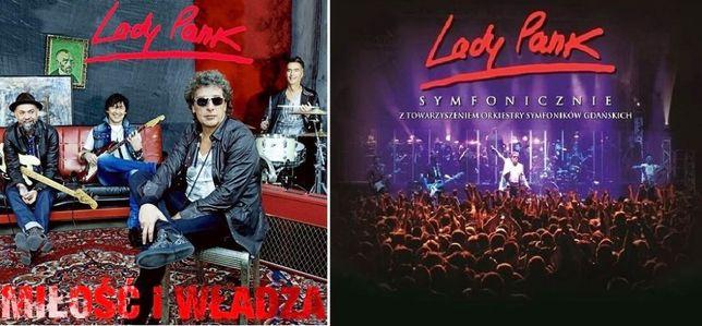 Lady Pank 2CD Miłość i Władza CD + Symfonicznie