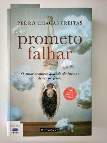 Prometo Falhar – Pedro Chagas Freitas