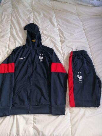 Fato de treino da seleção francesa