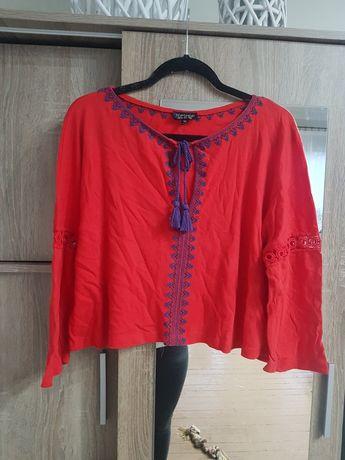 Krótka bluzka damska Top Shop r. M