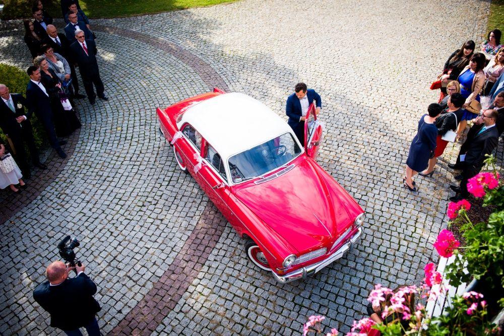 Samochód Volvo Amazon 1962r. do ślubu, Szofer Wielkopolska Auto Pojazd Poznań - image 1