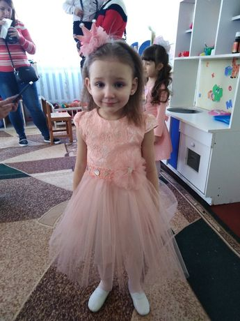 Платье на рост 104