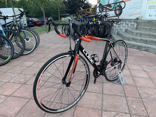 Шоссейный велосипед Cube Peloton Race, рама L (ETT 54cm)
