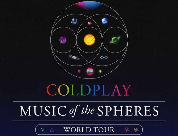 Bilhetes Concerto Coldplay Stade de France 2022