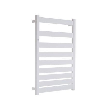 Grzejnik łazienkowy CALORE STRIPS instal projekt 50/75 biały